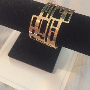 Lucylmar Architect Cuff NWOT Luxury & NEW